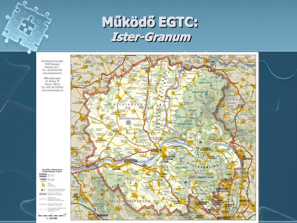 Működő EGTC: Ister-Granum