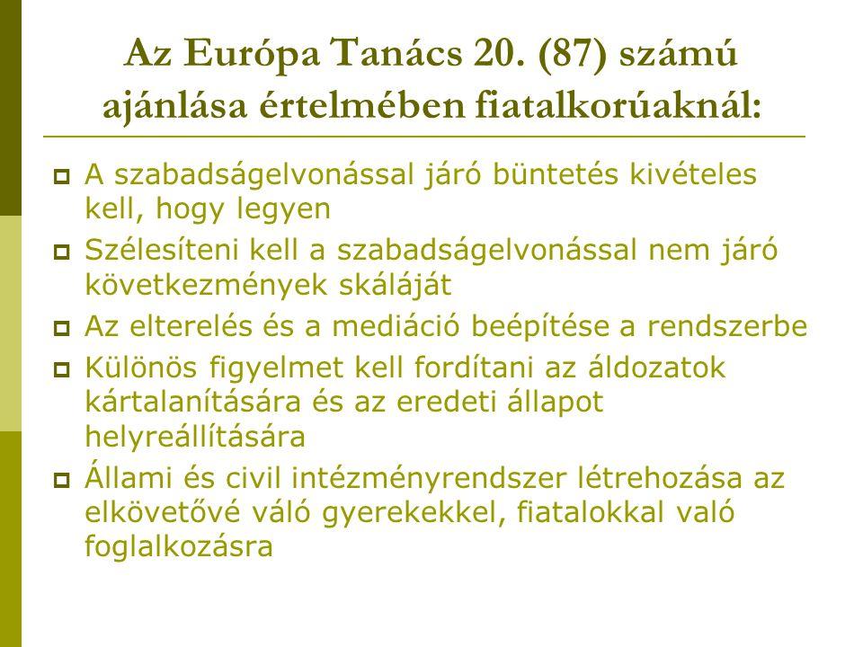 Az Európa Tanács 20.