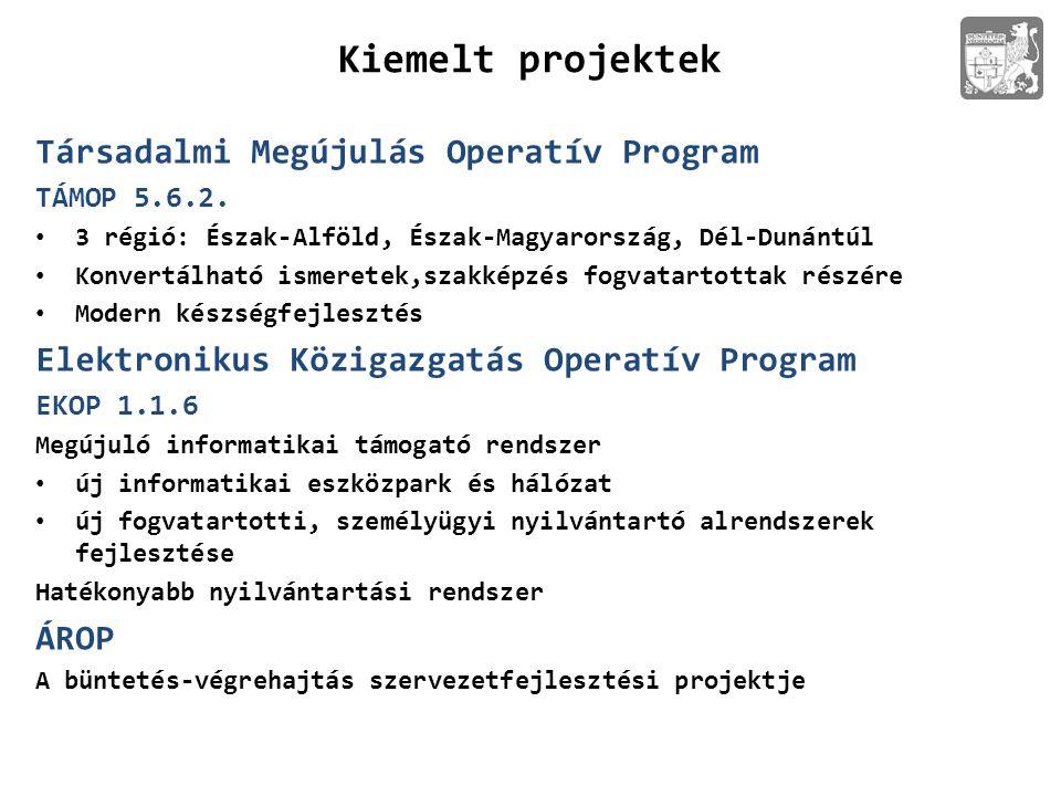 Kiemelt projektek Társadalmi Megújulás Operatív Program TÁMOP 5.6.2. 3 régió: Észak-Alföld, Észak-Magyarország, Dél-Dunántúl Konvertálható ismeretek,s
