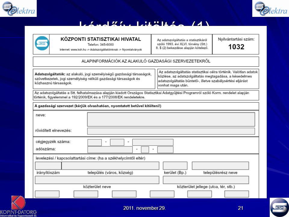 2011. november 29. 21 kérdőív kitöltés (1)