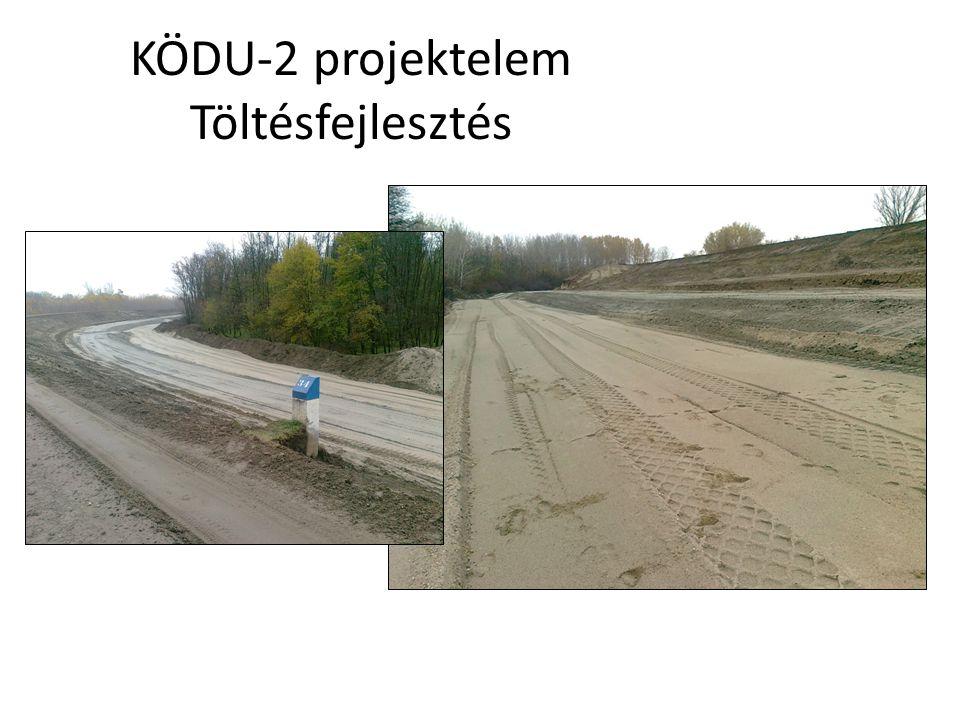 KÖDU-2 projektelem Töltéskorona stabilizálás Duna jp.