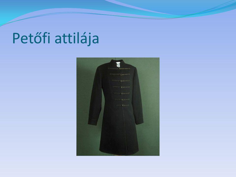 Petőfi attilája