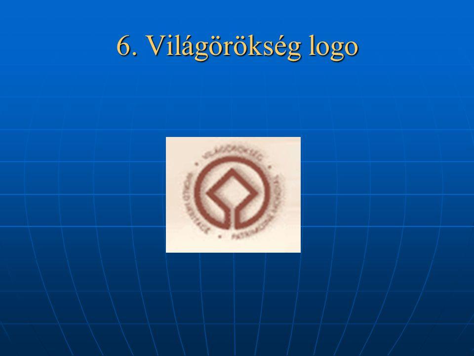 6. Világörökség logo