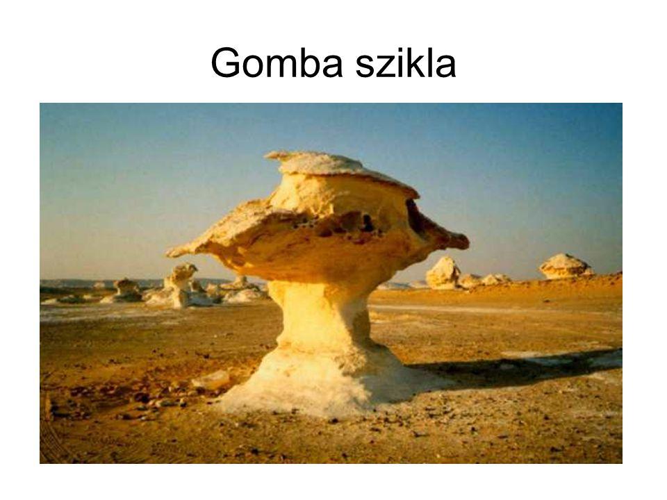 Gomba szikla