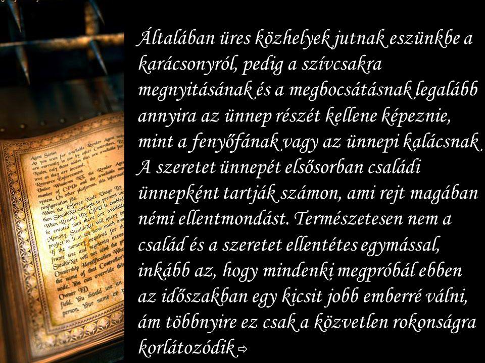 Myki Aschenbrenner Sándor: Ne csak karácsonykor nyisd meg a szívcsakrádat.