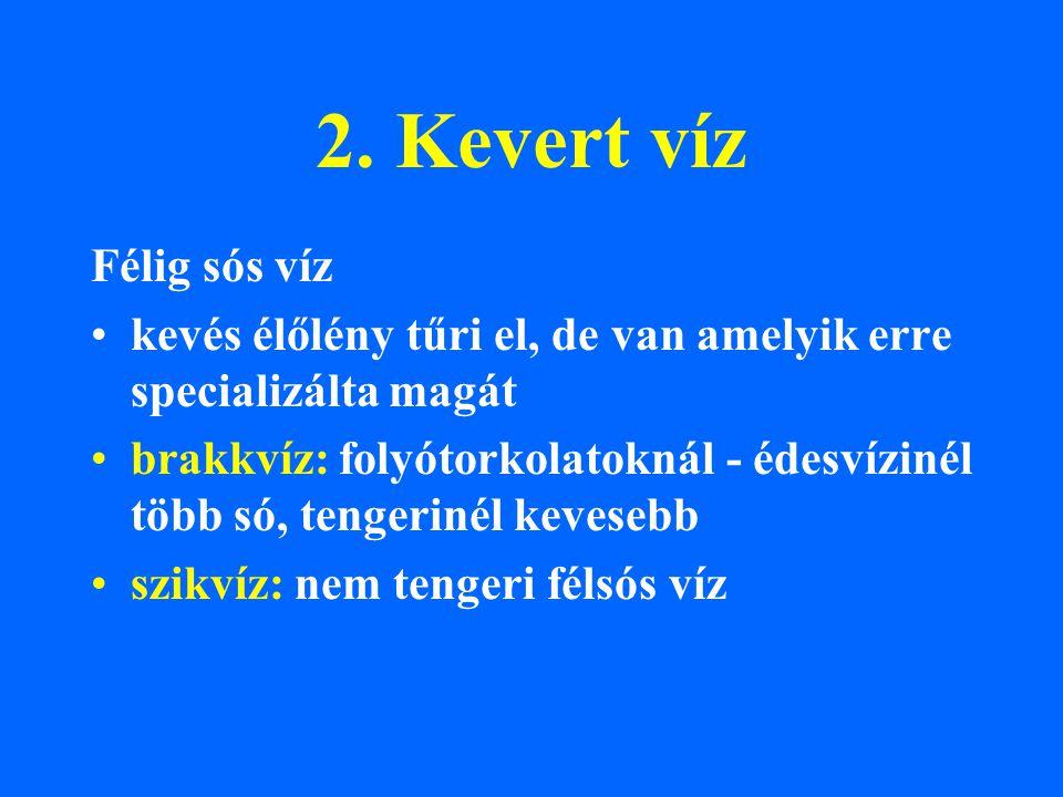7.A növények vízellátása függ: 1. Vízfelvételtől 2.