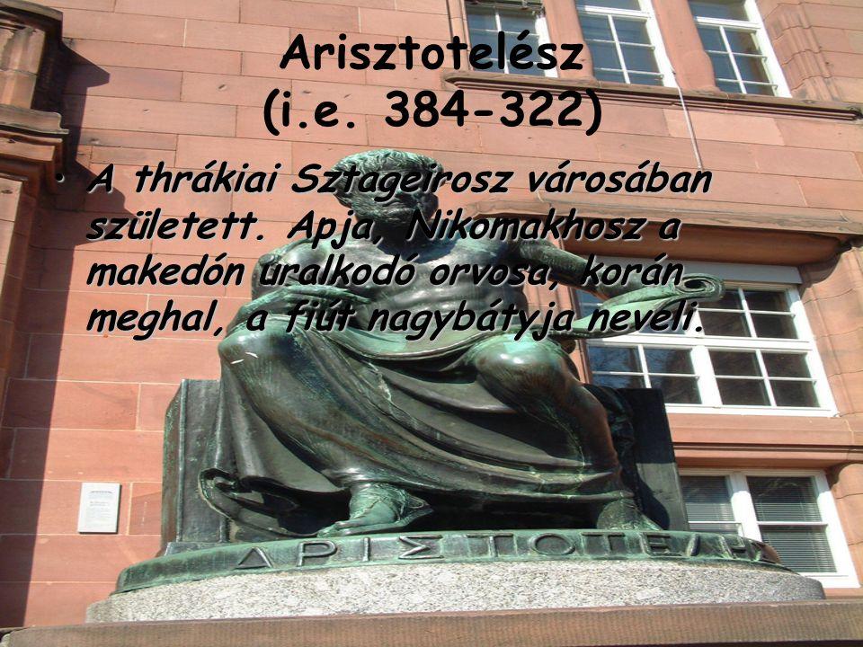 Ie.367-ben Athénba utazik és az Akadémia tanulója lesz 20 éven keresztül Platón haláláig.