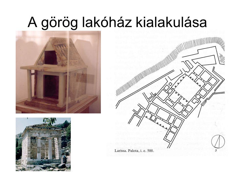 A hellén középület építészet Epidauros, színház – Kr. e. 330