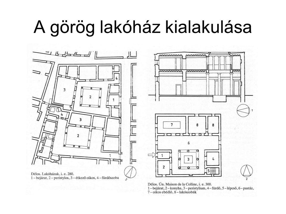 A hellén középület építészet Kos, Asklepion – Kr. e. 290-150