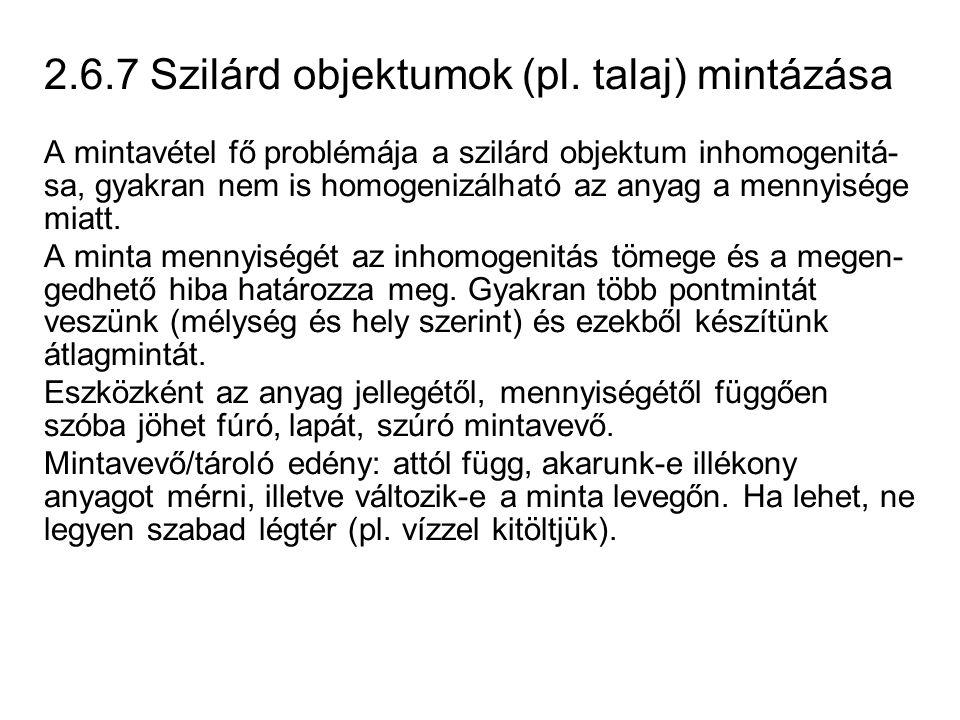 2.6.7 Szilárd objektumok (pl.