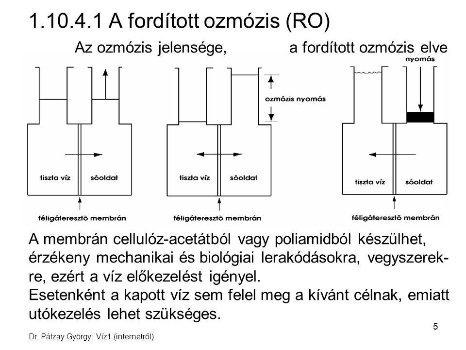 1.11.6 Kicsapatás, csapadékképzés A meszes vízlágyítás folyamatai A karbonát-keménység lágyítása: Ca(HCO 3 ) 2 + Ca(OH) 2 = 2 CaCO 3 + 2 H 2 O Mg(HCO 3 ) 2 + Ca(OH) 2 = 2 CaCO 3 + MgCO 3 + 2H 2 O A magnézium-keménység lágyítása: MgCO 3 + Ca(OH) 2 = Mg(OH) 2 + CaCO 3 MgSO 4 + Ca(OH) 2 = Mg(OH) 2 + CaSO 4 MgCl 2 + Ca(OH) 2 = Mg(OH) 2 + CaCl 2 A szabad (agresszív) szén-dioxid megkötése: CO 2 + Ca(OH) 2 = CaCO 3 + H 2 O Az alkáli-karbonátok és -hidrogén-karbonátok átalakítása: 2 NaHCO 3 + Ca(OH) 2 = CaCO 3 + Na 2 CO 3 + 2 H 2 O Na 2 CO 3 + Ca(OH) 2 = CaCO 3 + 2 NaOH 13.