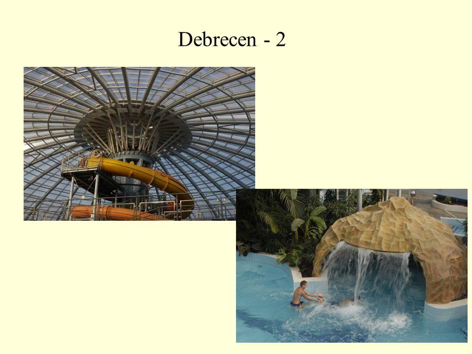 33 Debrecen - 2