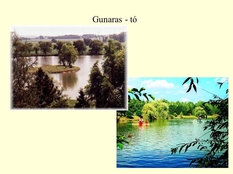 35 Gunaras - tó