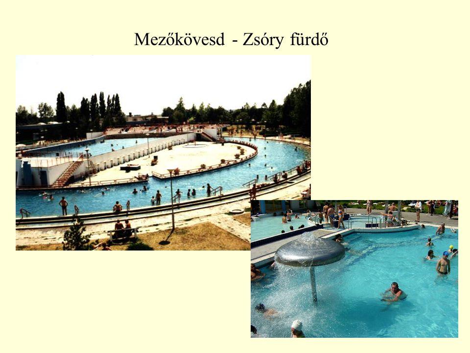 52 Mezőkövesd - Zsóry fürdő