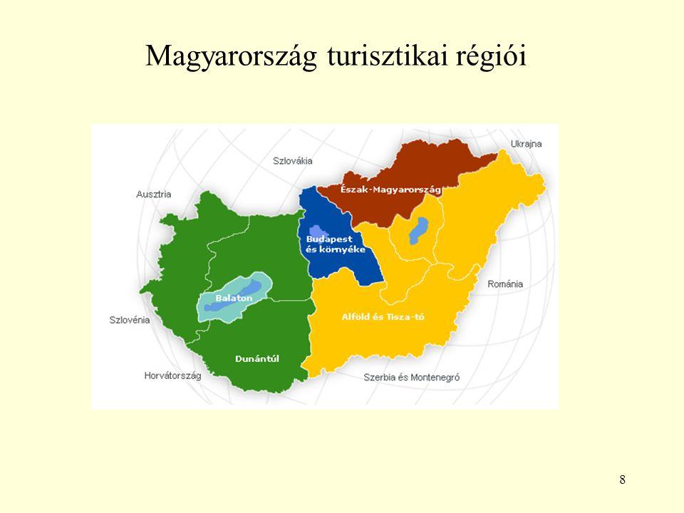 9 Hazánk domborzati viszonyai Alföldek: 0-200 m tengerszint feletti magasság Dombságok: átlagos magasságuk 200-500 m Középhegységek: magasságuk 500-1500 méter