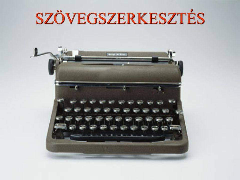 Betű leírása Körvonalas font Körvonalas font az egyes betűk kontúrját Bézier-görbék segítségével írja le, a belsejét kitölti (pl.
