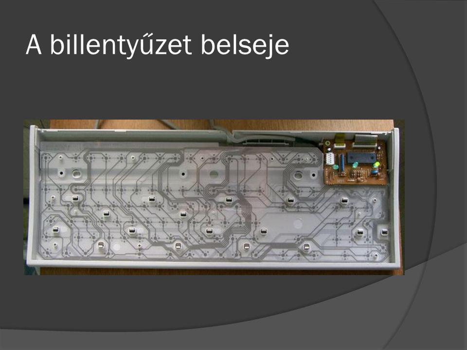 Speciális billentyűk  A számítógépes billentyűzeteken sok speciális billentyű is szerepel, különféle céllal és funkcióval.