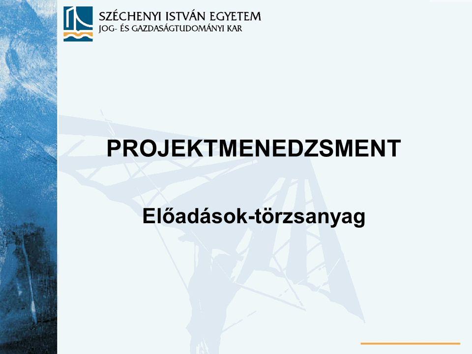 2 Projekt, projektmenedzsment Ókori projektek és a Manhattan projekt, Magyarország: földalatti, Nagycenk, Széchenyi kastély: Bauprojekte Előzmények: beruházásszervezés > hagyományos időbeliség és szervezeti viszonyok, anomáliák, de egyre több szervezési módszer alkalmazása…változások, amelyek erednek egyrészt a megrendelőktől, másrészt a beruházások komplexitásának és bonyolultságának növekedéséből.