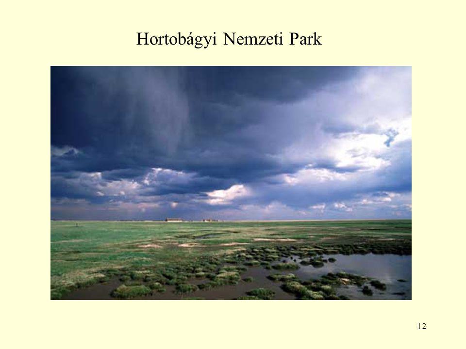 12 Hortobágyi Nemzeti Park