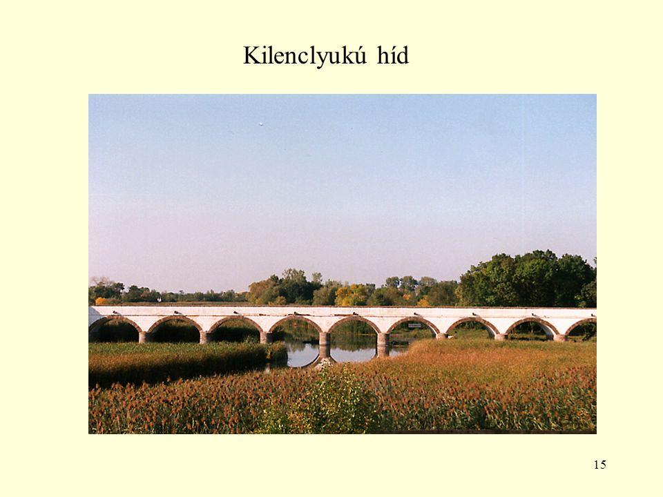 15 Kilenclyukú híd