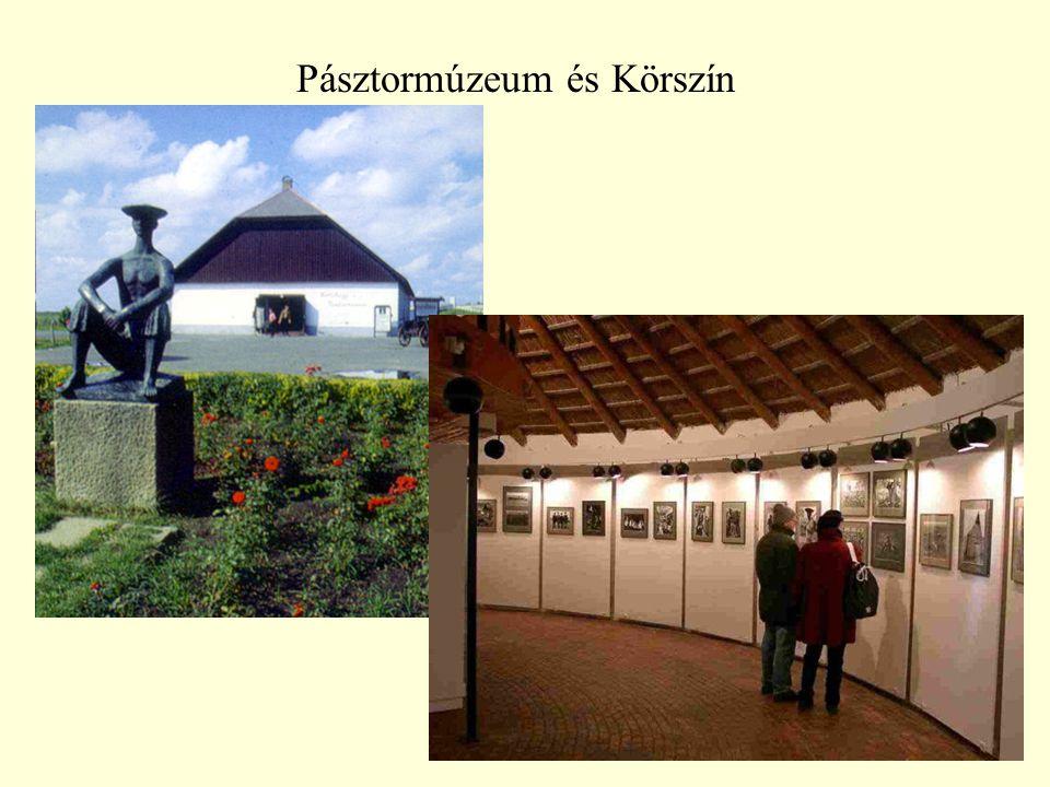 25 Pásztormúzeum és Körszín