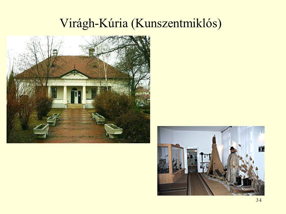 34 Virágh-Kúria (Kunszentmiklós)