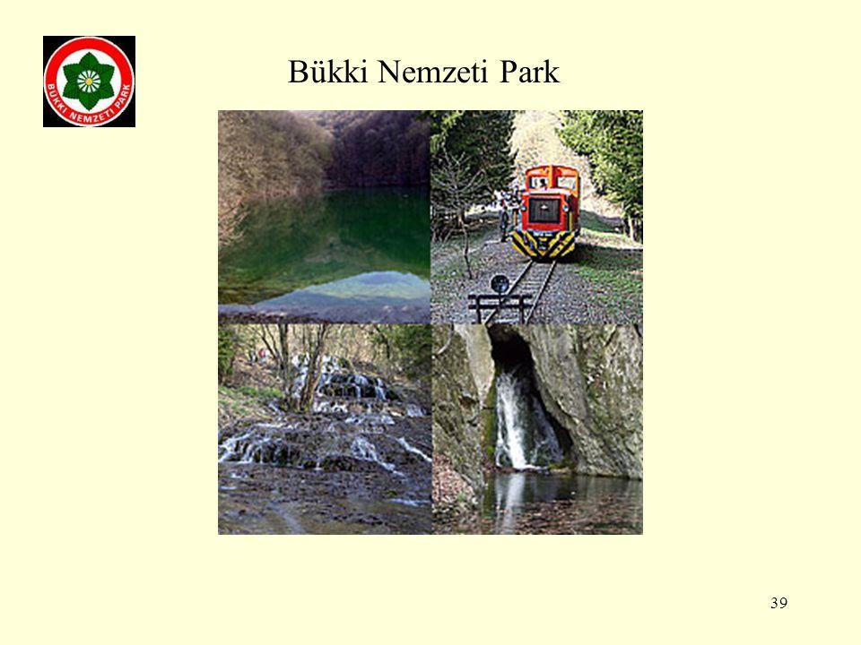 39 Bükki Nemzeti Park