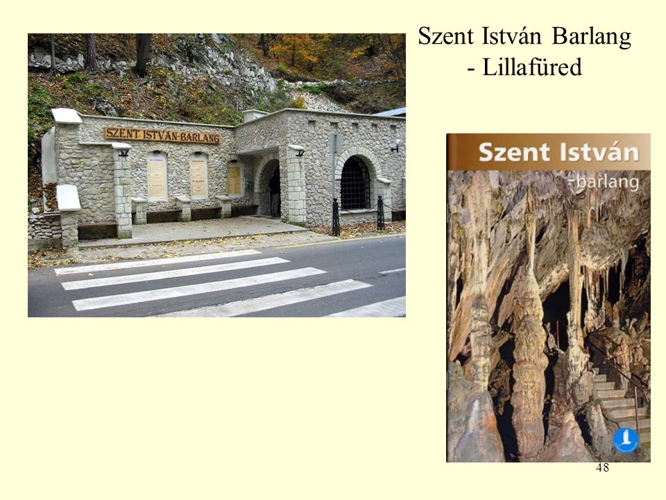 48 Szent István Barlang - Lillafüred
