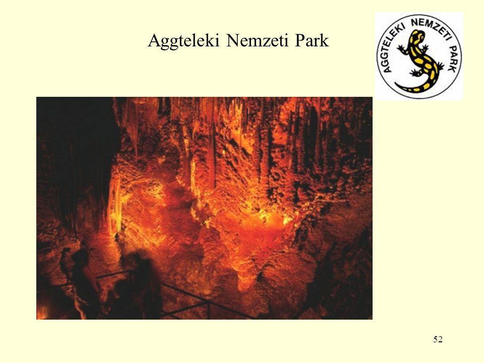 52 Aggteleki Nemzeti Park