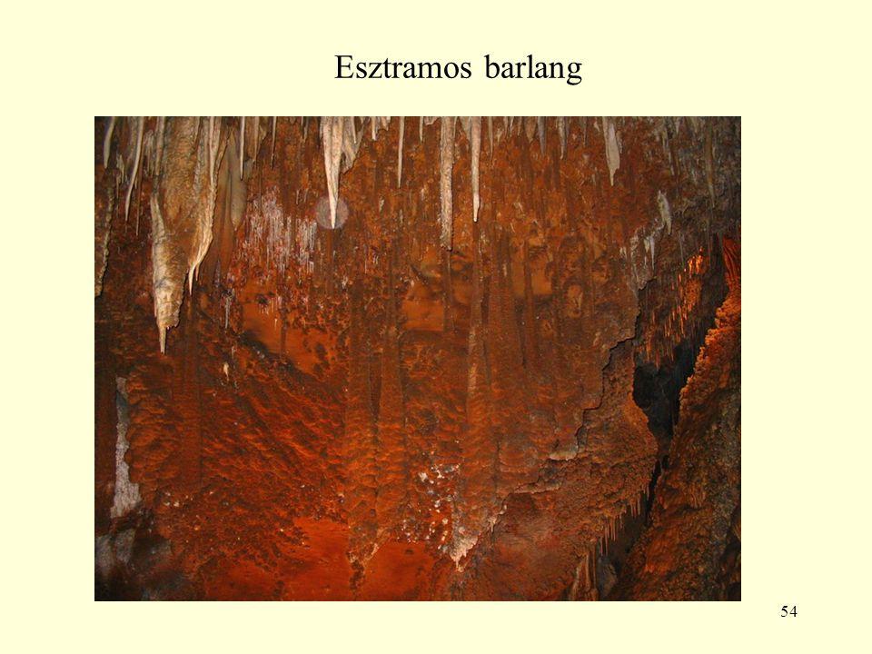 54 Esztramos barlang