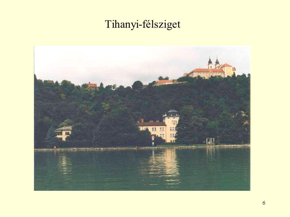 6 Tihanyi-félsziget