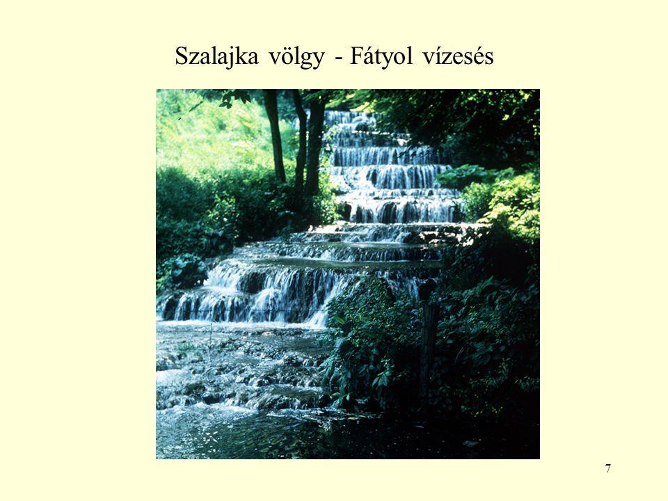 7 Szalajka völgy - Fátyol vízesés
