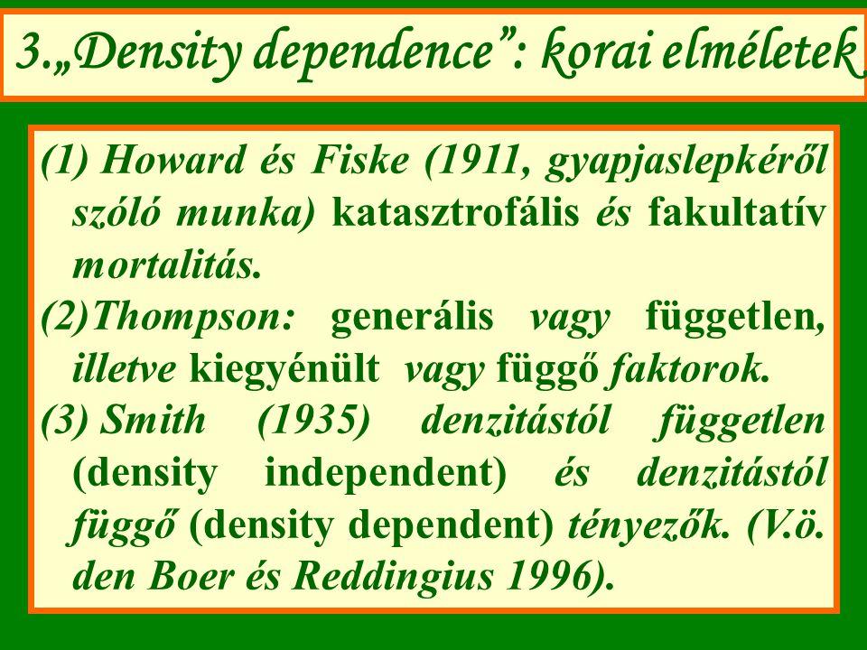 Hanski, Papp elmélete