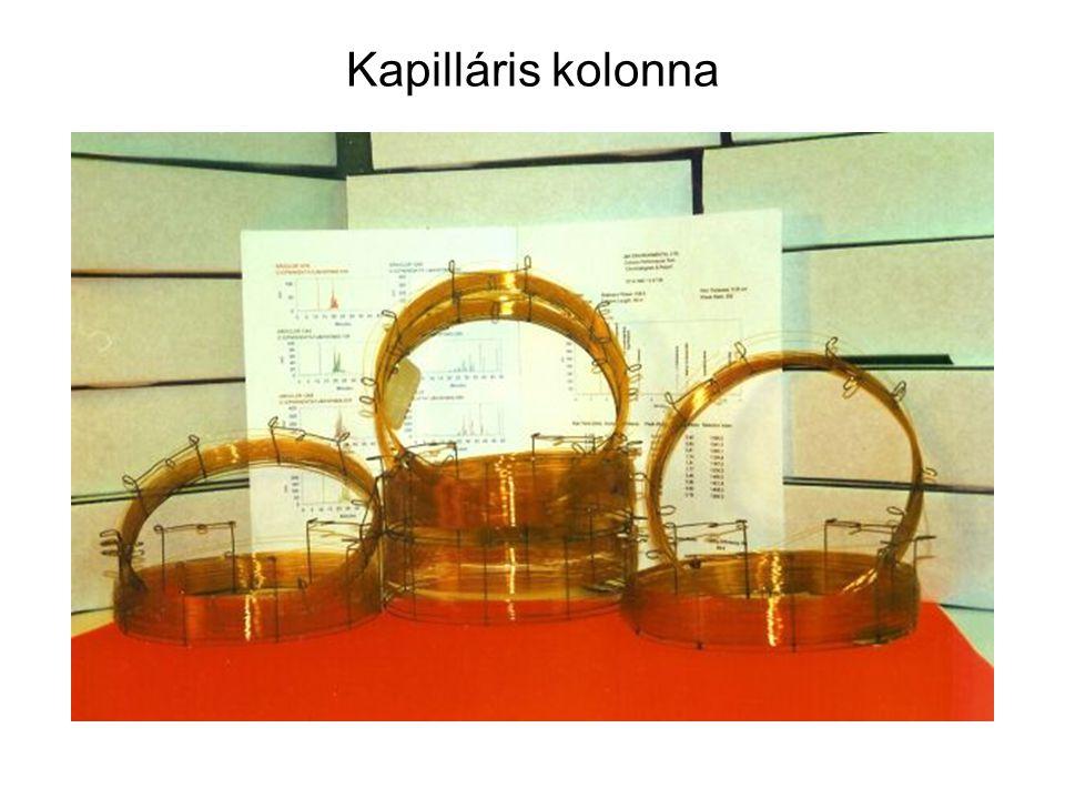 Kapilláris kolonna