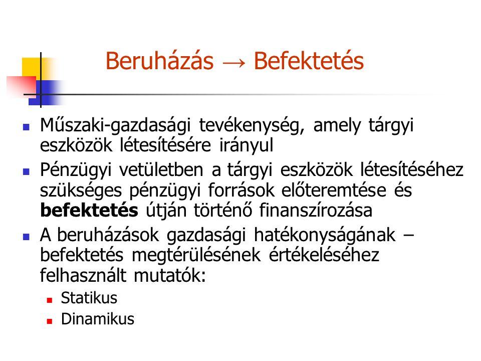Forrás: Varsányi Judit-Virág Miklós: Cégstratégiák piaci, pénzügyi megalapozása.
