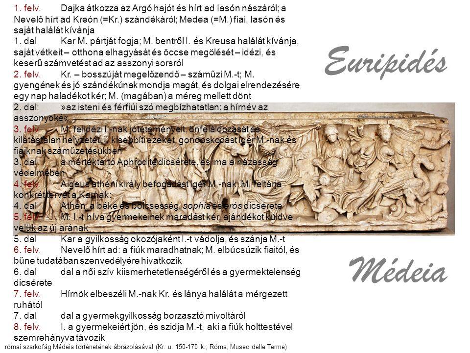 Euripidés 1. felv.