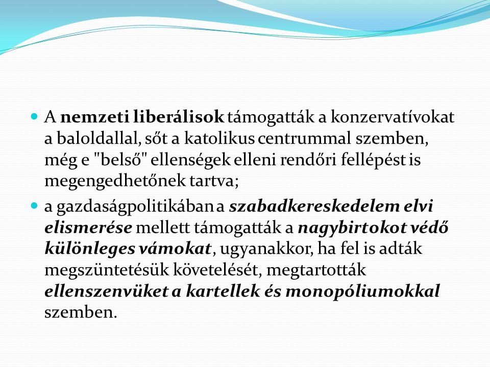 Kossuth Lajos – a nemzeti liberális.