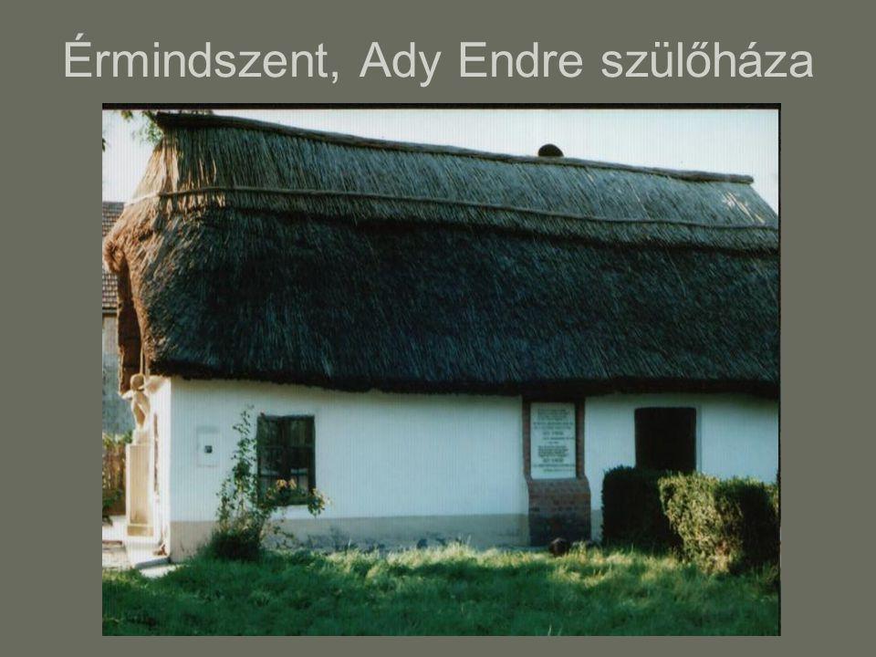 Ady Endre szobra a pécsi Barbakánkertben.Melocco Miklós alkotása (1977).
