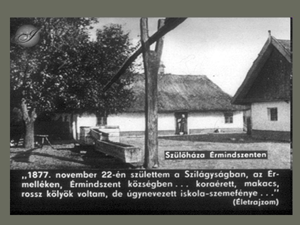 1908 januárjában indul a Nyugat (első számában Adytól a Sion-hegy alatt című versét hozza) Osvát Ernő alakította ki, aki kizárólag a művészi színvonalat tartotta szem előtt.
