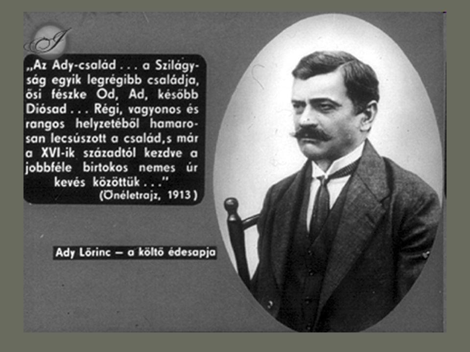 Ady Endre, az újságíró 1905-ben a librális Budapesti Naplónál helyezkedett el, ahol sok cikk és költemény jelent meg az ő tollából.