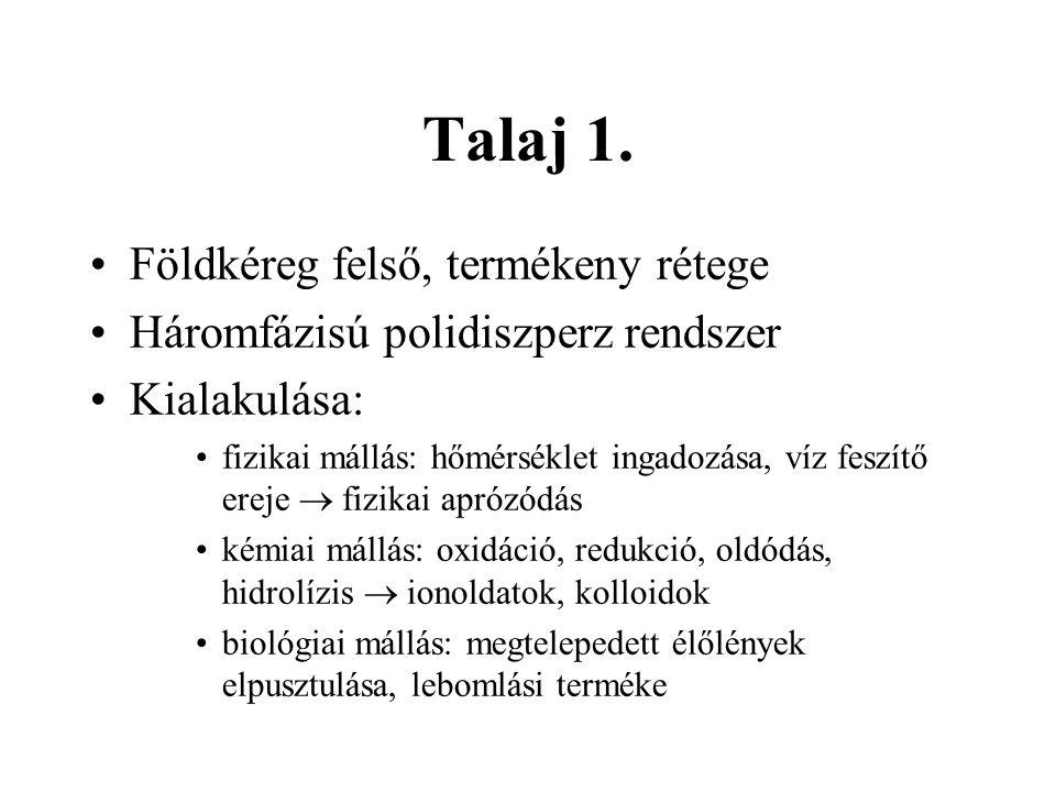 Talaj 2.