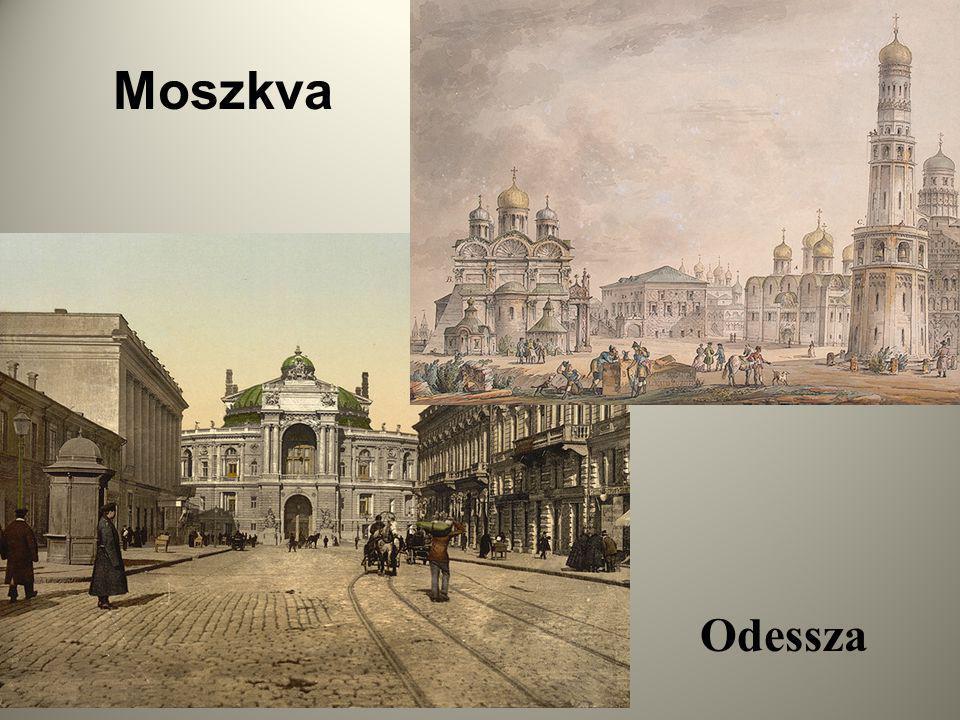 Moszkva Odessza