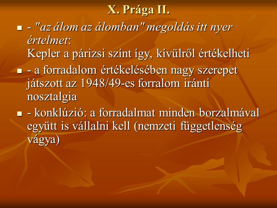 X. Prága II. -