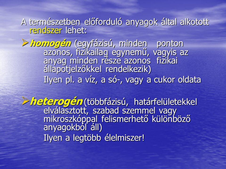 Eredetük szerinti csoportosításuk:  Növényi szerkezeti anyagok (pektin, cellulóz)  Növényi energiatárolók (keményítő, szentjánoskenyér-magliszt)  Vázanyagok (agar-agar, karragén, alginát)  Növényi gumik és nyálkák (gumiarábikum, tragantmézga)  Mikrobiológiai termék (xantán)  Egyéb (állati) eredetűek (kazein, zselatin, lecitin)