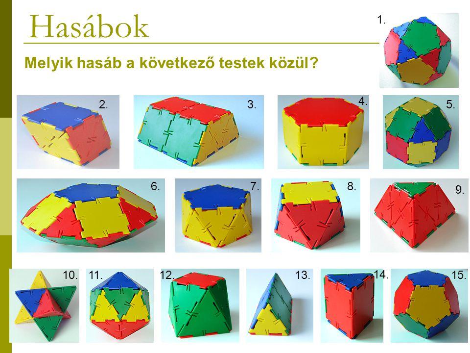 Térfogat és felszín  A kocka térfogata: V = a 3, felszíne A = 6a 2 (a a kocka éle).