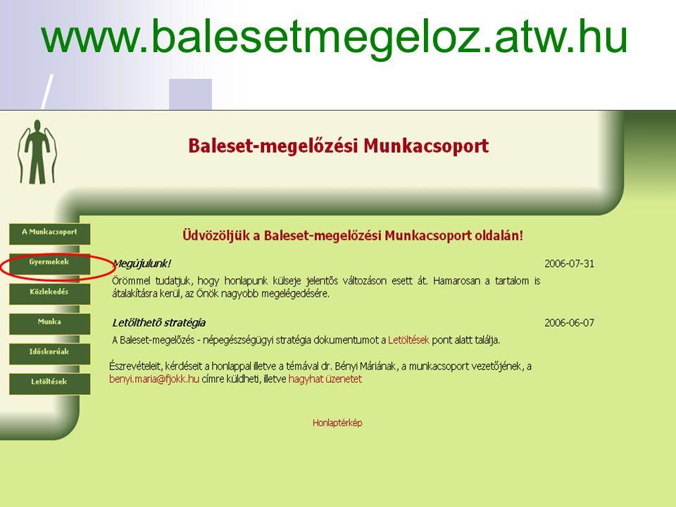 www.balesetmegeloz.atw.hu /