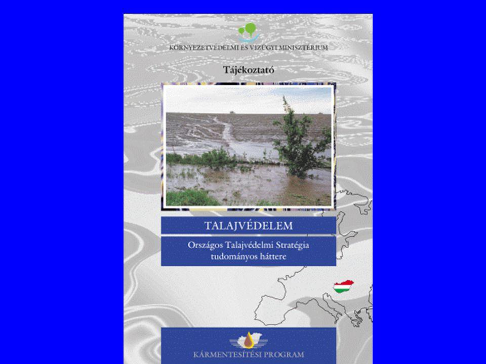 AJÁNLOTT IRODALOM Németh T., Stefanovics P., Várallyay Gy.