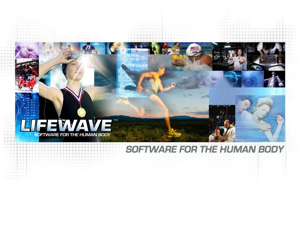 A LifeWave egy új megközelítés, mely bizonyítottan növeli az energiát és az állóképességet, tabletták, italok, stimulánsok, gyógyszerek, gyógynövények, és bármi más nélkül, amiről még hallhattál.