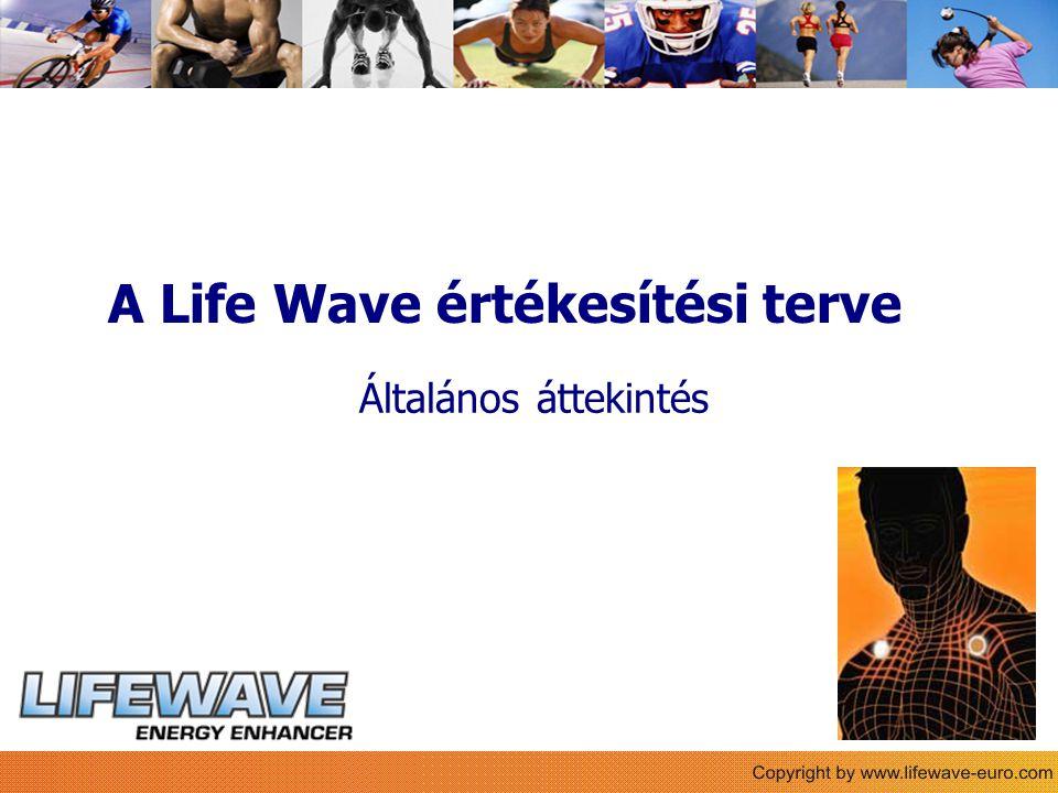 A Life Wave értékesítési terve Általános áttekintés