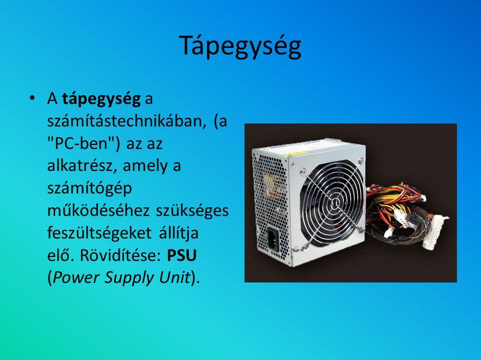 Alaplap Az alaplap a központi vagy elsődleges áramköri lapkája egy számítógépes rendszernek vagy más összetett elektronikai rendszernek. A számítógép